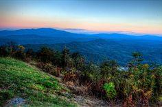 The Cohutta Wilderness in Northwest #Georgia.