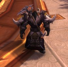 Did they nerf the weapon size of Worgens on PTR? Female Humans also seem to have gotten their weapon size nerfed. #worldofwarcraft #blizzard #Hearthstone #wow #Warcraft #BlizzardCS #gaming
