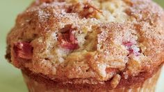 Lake of the Woods, Minnesota Tourism | Nutty Rhubarb Muffins