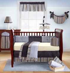 Baby Boy Crib Bedding | of Baby Boy Nursery Bedding Baby Room Decorating Ideas in Unique Baby ...