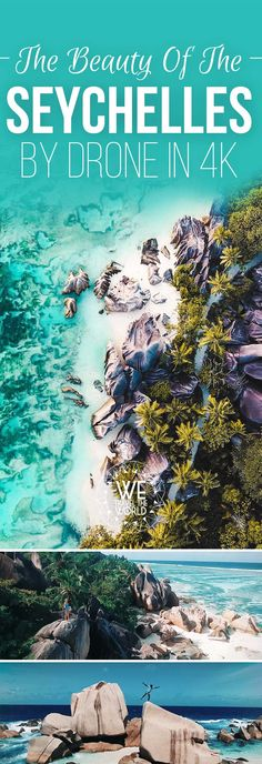 Africa Seychelles Travel inspiration: The Seychelles landscape is simply breathtaking! And we recorded it for you in a Seychelles drone video! Honeymoon Night, All Inclusive Honeymoon, Best Honeymoon, Africa Destinations, Honeymoon Destinations, Africa Travel, Us Travel, Travel Tips, Seychelles Honeymoon