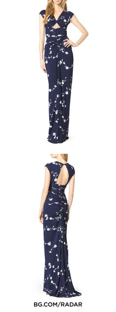 INTO THE GARDEN - Michael Kors from the front and back. 212 872 8997