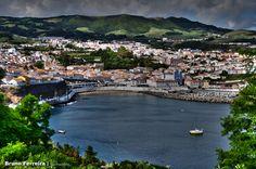 Angra do Heroísmo, Terceira, Azores  by Bruno Ferreira, via 500px.... My homeland is so beautiful!!!!