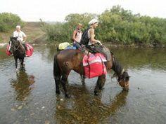 Horse tour South Ural  http://pohodural.ru/