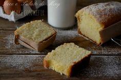 Plumcake con kefir, semplice plumcake soffice, facile e veloce da realizzare.