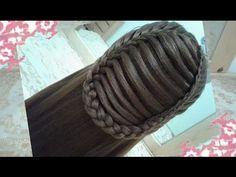 peinados recogidos faciles para cabello largo bonitos y rapidos con trenzas para niña para fiestas78 - YouTube