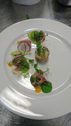 riletts veal with tuna yolk art