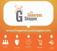 Searching for online shopping to buy cloths, gifts, books or anything else? Visit at https://www.thegenerousshopper.com/ to help charity by donates money with your online shopping. Shop now!