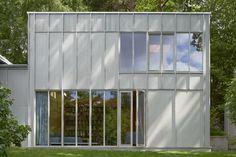Satteldach mit Update - Erweiterung eines Bauernhauses in Schweden