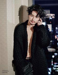 Style Korea: The Art of Korean Fashion • Byun Yo Han for Harper's Bazaar Korea November...