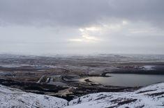 Hiking Mt Esja