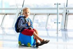 Traveling kids rule (Photo: Thinkstock) By Christine Sarkis Confession: I traveled with my kids as infrequently as possible until my youngest was nearly two years old.  The experts say you should start children on travel early, but I'm not sold on traveling with babies just for the sake of traveling