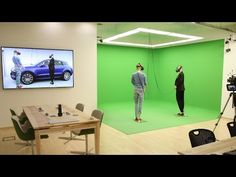 Autodesk VR Center of Excellence in Munich - YouTube
