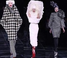 Alexander McQueen Fall 2009 Ready-to-Wear Collection