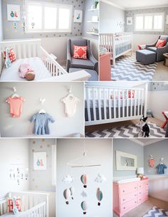 Best of 2013 - Favourite nursery room design by Melanie Duerkopp
