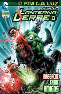 LIGA HQ - COMIC SHOP Lanterna Verde 52 #26 - Lanterna Verde - DC Comics PARA OS NOSSOS HERÓIS NÃO HÁ DISTÂNCIA!!!