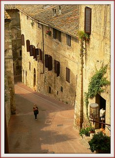 San-Gimignano - My hubby and i spent a week in this place - bellisima!!