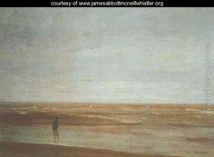 Sea and Rain - James Abbott McNeill Whistler - www.jamesabbottmcneillwhistler.org