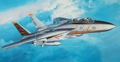 F-14A Tomcat, VF-33 'Tarsiers' (Shigeo Koike)