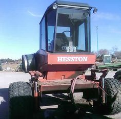 A D B Da C Ef C Ec F Tractor Parts Hay