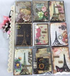Pocket Letter with Kelley - Creative Embellishments