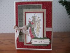 Angels Among Us by mhines - Cards and Paper Crafts at Splitcoaststampers