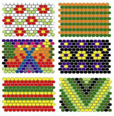 Peyote Stitch Sleeve Tutorial und Musterideen The post Peyote Stitch Sleeve Tutorial und Muster& appeared first on Upload Box. Native Beading Patterns, Beaded Earrings Patterns, Seed Bead Patterns, Bead Earrings, Peyote Stitch Patterns, Peyote Stitch Tutorial, Peyote Beading, Bead Jewelry, Beaded Bracelets