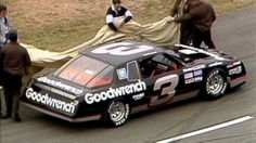 The #3 GoodwrenchMonte Carlo SS Aerocoupe Terry Labonte, The Intimidator, Drag Racing, Auto Racing, Nascar Race Cars, Chevrolet Monte Carlo, Dale Earnhardt Jr, Vintage Racing, Cool Cars