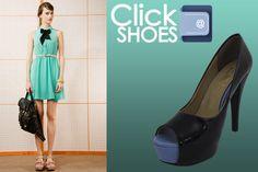 vestido camisero...primavera 2014 www.clickshoes.com.mx