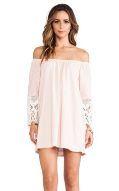 This dress from REVOLVE CLOTHING is PERFECT. I just wish it wasn't $85..