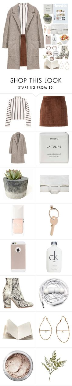 """about being sad // ✧・゚・゚✧i was your amber✧・゚✧✧・゚"" by rosalataieck ❤ liked on Polyvore featuring Maje, Opening Ceremony, H&M, Byredo, Maison Margiela, Christian Dior, Calvin Klein, Strategia, Urbanears and Dosa"