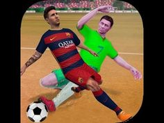 Soccer Rivals football cup