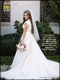 c3d5de9c00f3 Exclusive Photos From Jessa Duggar & Ben Seewald's Wedding! 19 Kids And  Counting