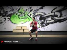 Goblet Squat  Do you want to take on full-length workout videos - when and where it's convenient to you? Go to http://WorkoutSeries.com and access it now for FREE.