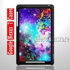 Galaxy Nebula  Google Nexus 7 Case