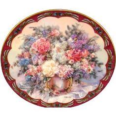 W. S. George Lena Liu Flower Fairies Plate Magic Makers: Amazon.co.uk: Kitchen & Home