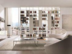 Librerie componibili per il soggiorno