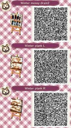 Animal Crossing Qr Totoro Acnl Standee Qr Codes New T