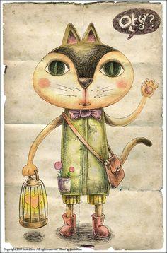 ilustración de Jimim Kim