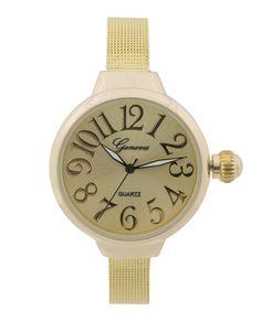 Precious Metal Watch