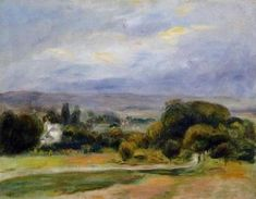 The Path - Pierre Auguste Renoir - The Athenaeum