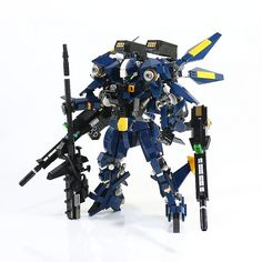 MF-05 Navy falcon | LEGO mech. Details and photos of the oth… | Flickr