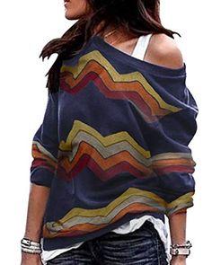 Femme Off Épaule Bardot Tee Top Femme à manches longues Casual extensible T Shirt
