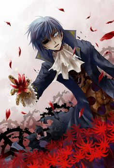 Ashes to ashes, Kaito and Ash on Pinterest