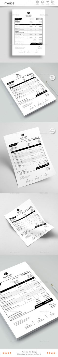 Invoice Font logo, Fonts and Logos - easy invoice