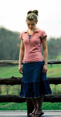 HappilyDomestic. . . Modest skirt patterns