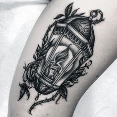 Image result for lantern tattoo