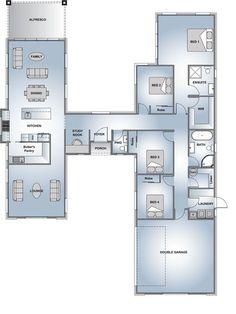 House Plans, House Designs, Floor Plans Pavillion - Your Style Range