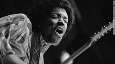 Jimi Hendrix is another legend who died young, passing away at 27 in September 1970. According to Rolling Stone, police said at the time that it was a drug overdose, and that he'd died of suffocation in his own vomit. We can only imagine what the rock star could have gone on to create, given the incredible influence he had on music in the short span of time he was internationally known.