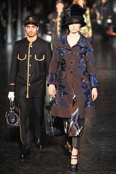 Louis Vuitton Fall 2012 RTW